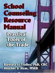 School Counseling Resource Manual