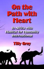 Cover of: On the Path With Heart | Tilly Grey