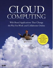 Cover of: Cloud computing | Miller, Michael