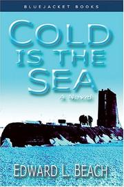 Cover of: Cold is the sea