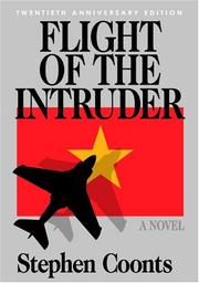 Cover of: Flight of the Intruder | Stephen Coonts