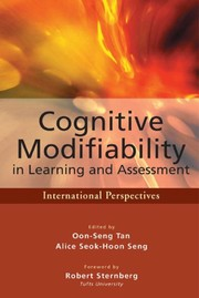 Cognitive modifiability in learning and assessment