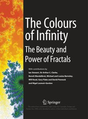 Cover of: The colours of infinity | Nigel Lesmoir-Gordon