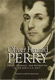 Cover of: Oliver Hazard Perry | David Curtis Skaggs