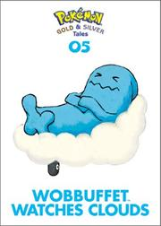 Cover of: Wobbuffet Watches Clouds | Akihito Toda