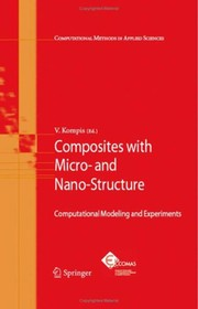 Cover of: Composites with micro- and nano-structure | Vladimir KompisМЊ
