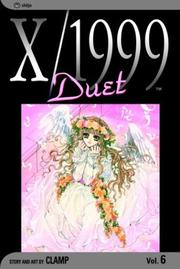 Cover of: X/1999, Volume 6