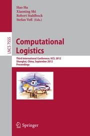 Cover of: Computational Logistics | Hao Hu