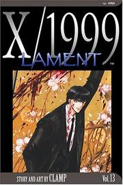 Cover of: X/1999, Volume 13