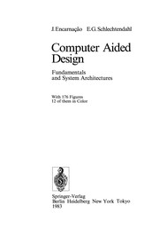 Cover of: Computer Aided Design | José Encarnação