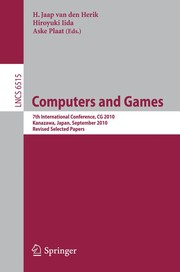 Cover of: Computers and Games | Jaap van den Herik