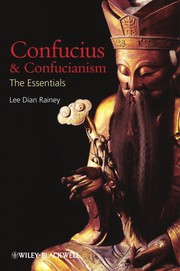 Cover of: Confucius and Confucianism | Lee Dian Rainey
