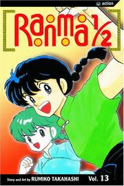 Cover of: Ranma 1/2, Vol. 13