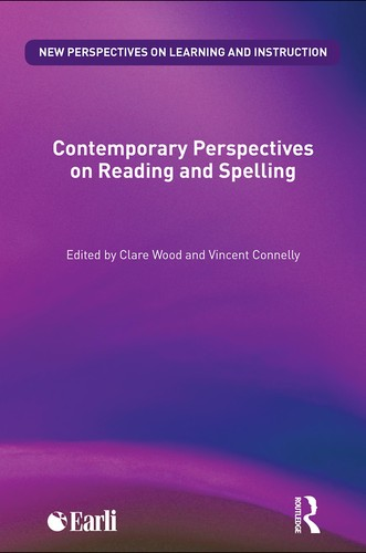 Contemporary perspectives on reading and spelling by edited by Clare Wood and Vincent Connelly.