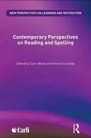Cover of: Contemporary perspectives on reading and spelling | edited by Clare Wood and Vincent Connelly.