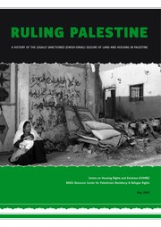 Cover of: Ruling Palestine |
