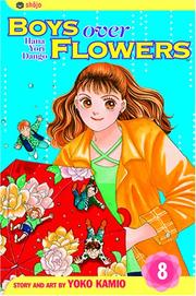 Cover of: Boys Over Flowers, Volume 8