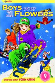 Cover of: Boys Over Flowers, Volume 9