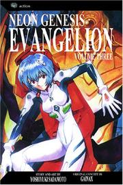 Cover of: Neon Genesis Evangelion, Vol. 3