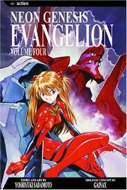 Cover of: Neon Genesis Evangelion, Vol. 4