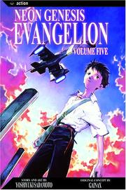 Cover of: Neon Genesis Evangelion, Vol. 5