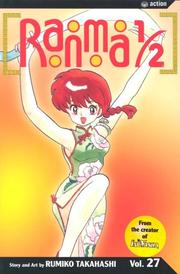 Cover of: Ranma 1/2, Vol. 27