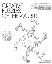 Cover of: Creative Puzzles of the World | Pieter Van Delft