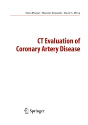 Cover of: CT Evaluation of Coronary Artery Disease | P. Pavone