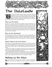 Cover of: The Dalelands | L. Richard Baker