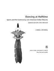 Cover of: Dancing at halftime | Carol Spindel