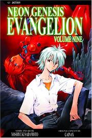 Cover of: Neon Genesis Evangelion, Vol. 9