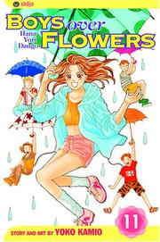 Cover of: Boys Over Flowers, Volume 11