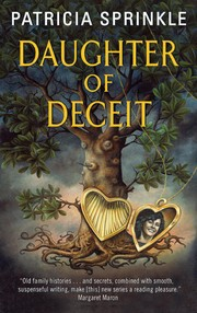 Cover of: Daughter of Deceit |