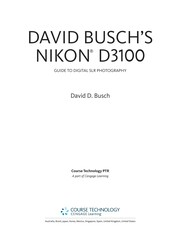 Cover of: David Busch