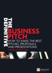 Cover of: The definitive business plan