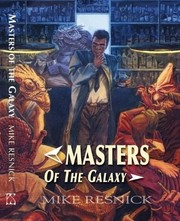 Cover of: Masters of the Galaxy (signed jhc)