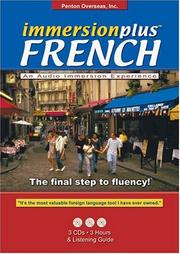 Cover of: Immersionplus French Complete