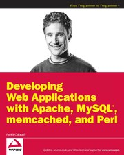 Developing Web applications with Perl, memcached, MySQL and Apache