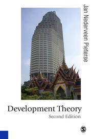Cover of: Development theory | Jan Nederveen Pieterse