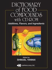 Cover of: Dictionary of food compounds with CD-ROM |