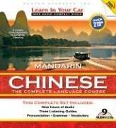 Cover of: Learn in Your Car Mandarin Chinese
