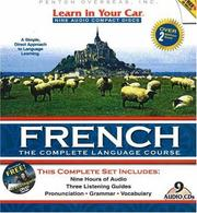 Cover of: Learn in Your Car French Complete (Learn in Your Car)