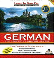 Cover of: Learn in Your Car German Complete (Learn in Your Car)