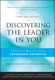 Cover of: Discovering the leader in you | Sara N. King