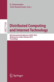 Cover of: Distributed Computing and Internet Technology | R. Ramanujam