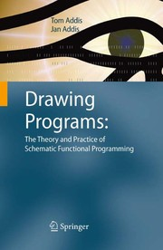 Cover of: Drawing programs | T. R. Addis