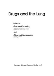 Cover of: Drugs and the Lung | Gordon Cumming