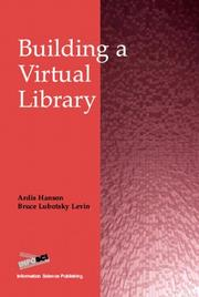 Cover of: Building a virtual library