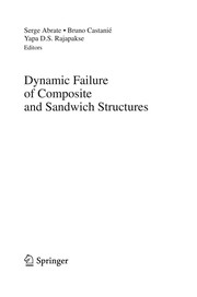 Cover of: Dynamic Failure of Composite and Sandwich Structures | Serge Abrate