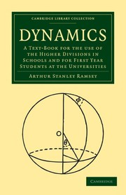 Cover of: Dynamics | A. S. Ramsey